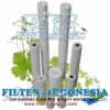 Bleach Cotton String Wound Cartridge Filter Indonesia  medium