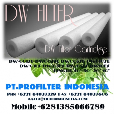 DW PP Sediment Filter Cartridge Indonesia  large2