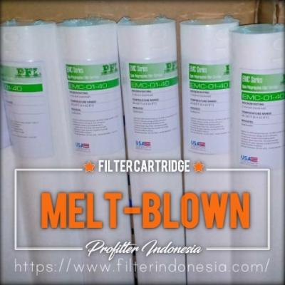 EMC Meltblown Cartridge Filter Indonesia  large2