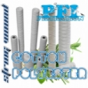 PFI Cotton Polyester Filter Cartridge String Wound Indonesia  medium