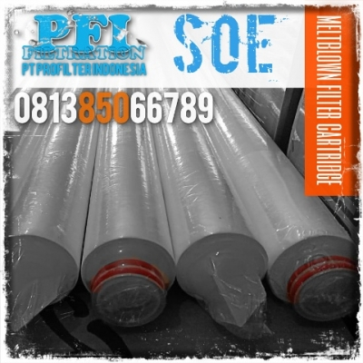 SOE Spun Cartridge Filter Indonesia  large2