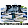Spun Filter Cartridges 1 micron Filter Indonesia  medium