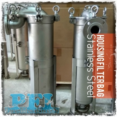 Stainless Steel Housing Bag Filter Indonesia  large2