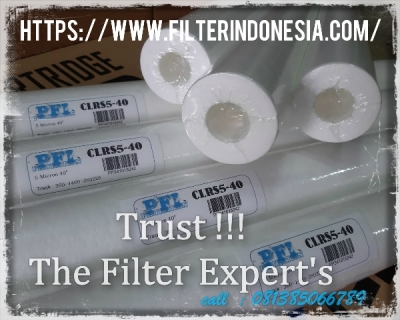 d CLRS Meltblown Cartridge Filter Indonesia  large2