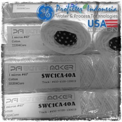 d d d Cotton String Wound Filter Cartridge  large2
